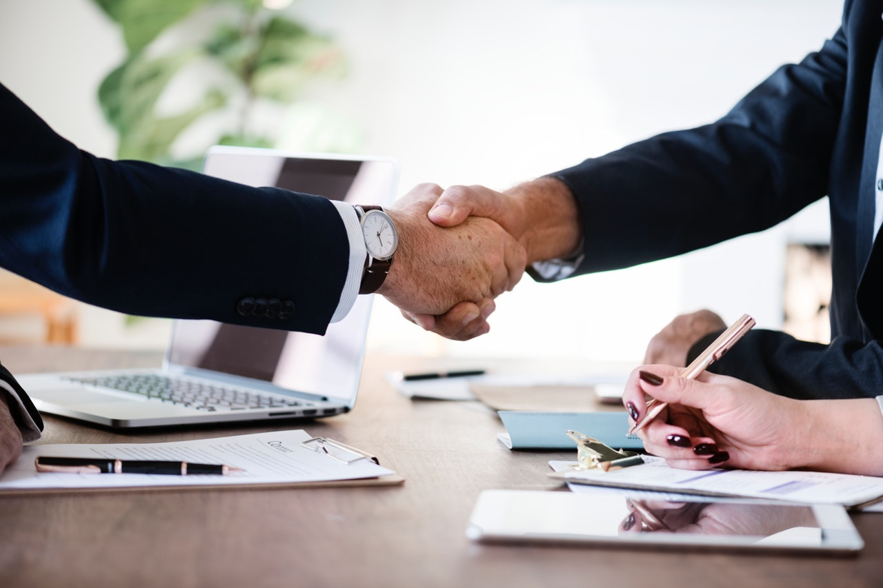 Actividades, Cerrar un trato con el cliente