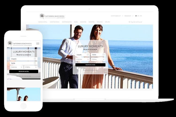 Proyecto Cap Vermell Beach Hotel | Proyectos