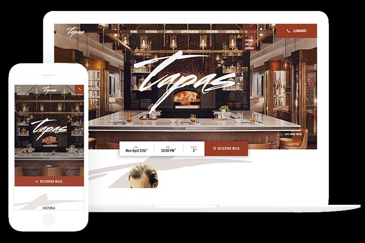 Proyecto TAPAS Bar| Proyectos
