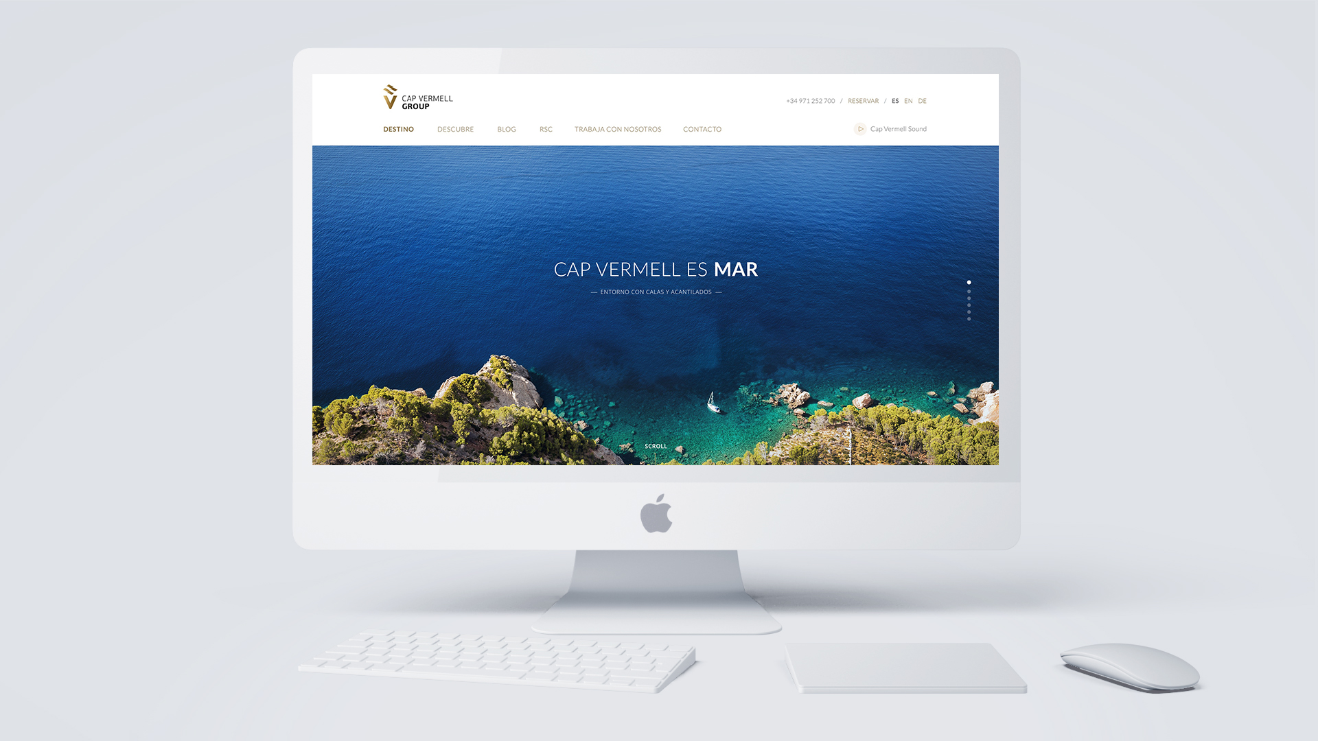 Proyecto Web Cap Vermell Group