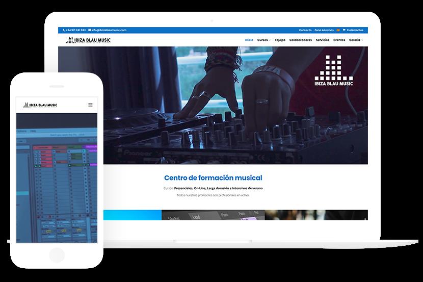 Case Study Ibiza Blau Music