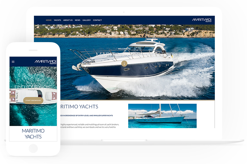 Case Study Maritimo Yachts